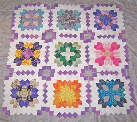Patchwork Quilt Blocks - cruces patchwork on patchwork paper