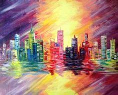 paint nite boston skyline 1000 images about paint nite featured paintings on