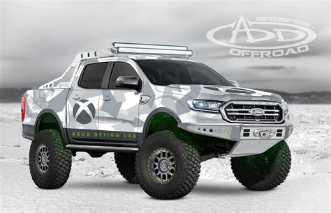 2019 Ford Ranger Images by Ford Reveals 2019 Ranger Concept Trucks At Sema Show