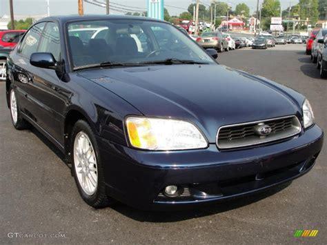2003 Subaru Legacy Sedan by 2003 Mystic Blue Pearl Subaru Legacy L Sedan 34392586
