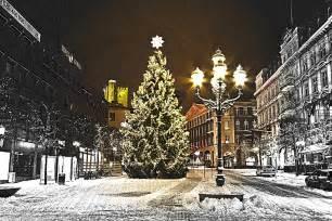Swedish Flags Christmas Tree » Home Design 2017