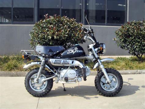 Motorrad 125 Ccm Ratenkauf by Skyteam St125 8 125ccm Monkey Nachbau Euro4 Version