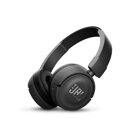 jbl on ear wireless headphones 11 hours black t450bt blk