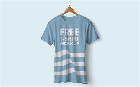 Tshirt Niket Shirt Niketshirt Nikebaju Nikekaos Nike 3 hanging t shirt mockup mockupworld