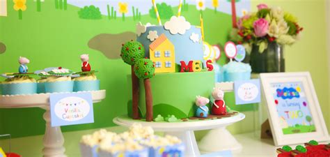 printable peppa pig party decorations kara s party ideas peppa pig birthday party
