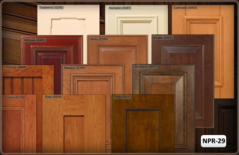 different color kitchen cabinets kitchen cabinet stain color sles and photos