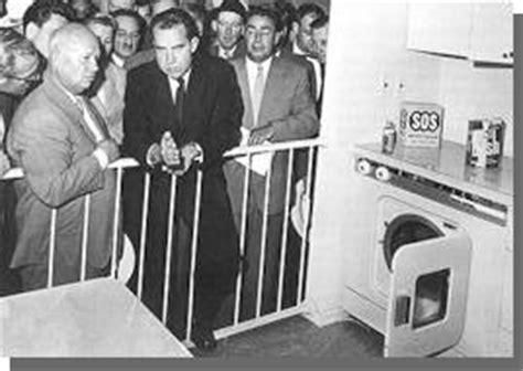 In The Kitchen Debate Of 1959 Quizlet Nixon Khrushchev Kitchen Debate 1959