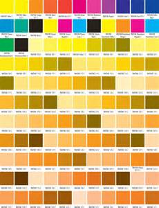 color pdf printable pantone color chart printable coloring