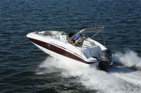 hurricane deck boat vs pontoon hurricane sd 2400 ob pontoon deck boat magazine