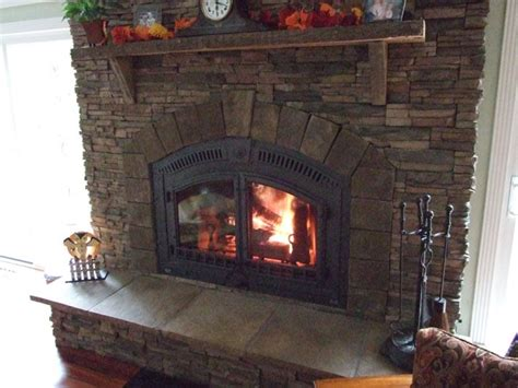 Wood In Gas Fireplace by Improving Fireplace Efficiency With Wood Gas And Electric