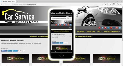 Car Dealer Website Templates Car Products Shop Car Dealer Website Template