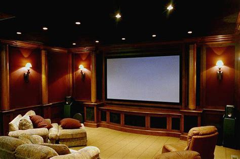 home movie theater decor ideas home theater it s just wire