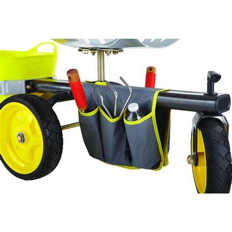 garden scooter seat garden scooter seat garden rolling garden work