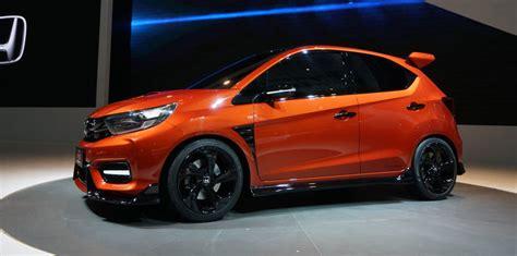 Diffuser Brio New Brio honda small rs concept unveiled update