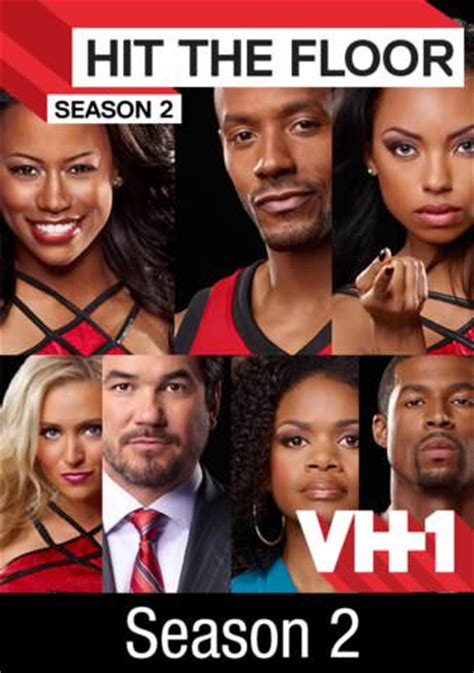 vudu hit the floor new cast new season