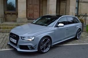 Audi A4 B8 Audi A4 B8 Avant To Rs4 Kit Xclusive Customz