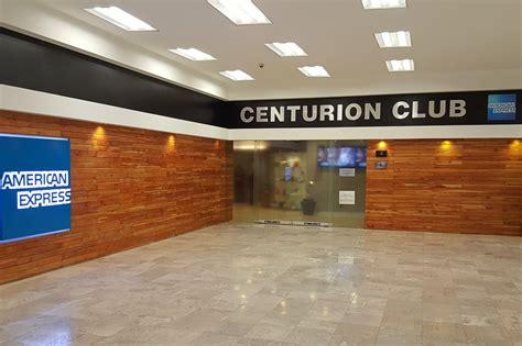 salas vip american express centurion club de american express en la t1 de mex