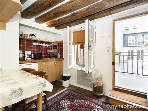 appartamenti parigi vacanze casa vacanza a parigi monolocale beaubourg le marais