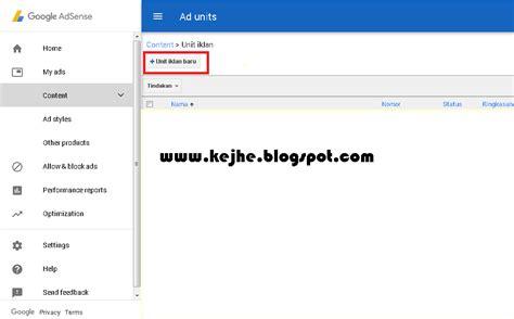 cara membuat iklan untuk blog cara membuat iklan tautan responsive di blog kejhe blog