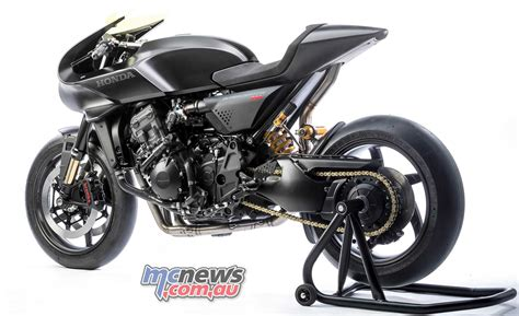 honda interceptor honda cb4 interceptor concept at eicma mcnews com au
