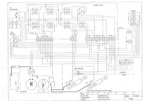 i need help regarding wiring diagram for a carlift