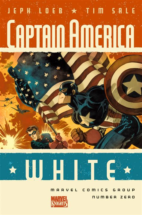 libro captain america white c2e2 marvel announces 7 new comics ign
