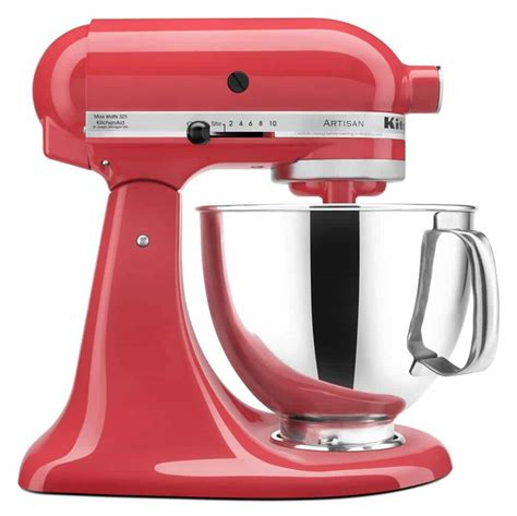 Stand Mixer Giveaway - kitchenaid artisan mixer giveaway steamy kitchen recipes