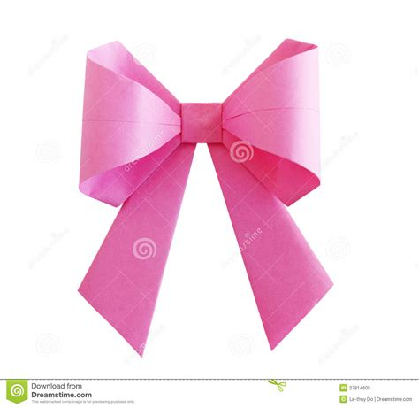 tie origami origami tie stock image image of background