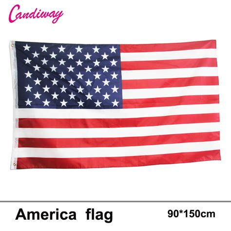 aliexpress usa aliexpress com buy american flag polyester us flag usa