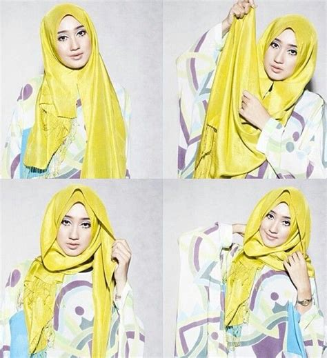 video tutorial hijab segi empat simple dian pelangi tutorial hijab segi empat dian pelangi simple dan cantik