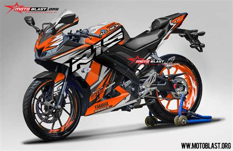 new r 15 2017 r15 new 2017 orange motoblast