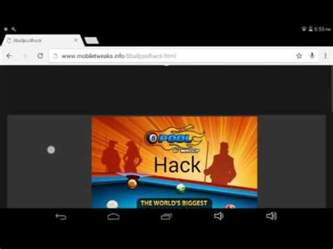 how to hack 8 pool android 8 pool hack 8 pool hack 2017 vidshaker