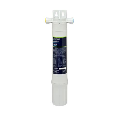 under water purifier ecopure main faucet under water filter system epwuff