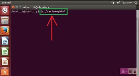 setup ubuntu domain server how to install and configure apache web server in ubuntu