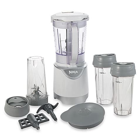 ninja blender bed bath and beyond ninja 174 5 cup kitchen system pulse bed bath beyond