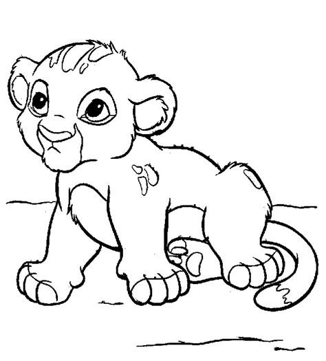 printable coloring pages lion free printable lion coloring pages for kids