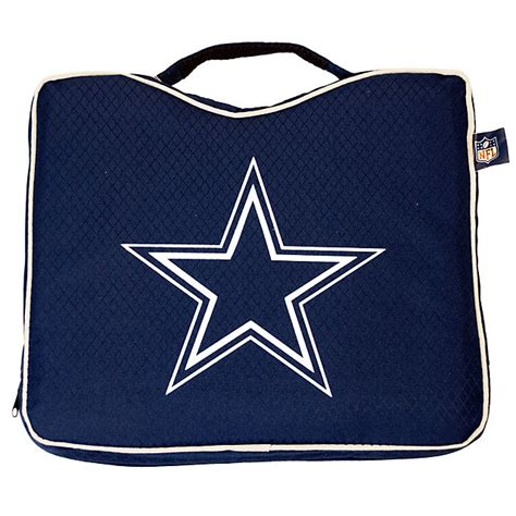 dallas cowboys fan gear dallas cowboys bleacher cushion fan gear tailgating
