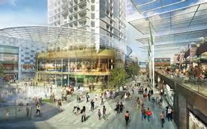 Stratford Westfield Floor Plan rivals join forces for 163 1bn croydon redevelopment