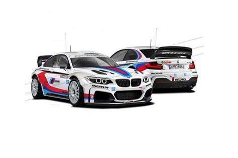Is this BMW's upcoming WRC car?   Biser3a