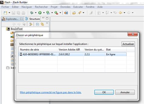 xcode zxing tutorial flash builder 4 5 how to run an application on an archos