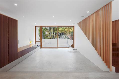 piso de cemento pulido planos de casa de dos pisos en terreno peque 241 o construye