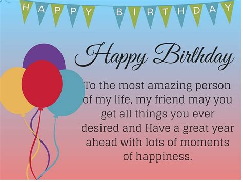Quotes To Wish A Friend Happy Birthday 50 Happy Birthday Quotes For Friends With Posters Word