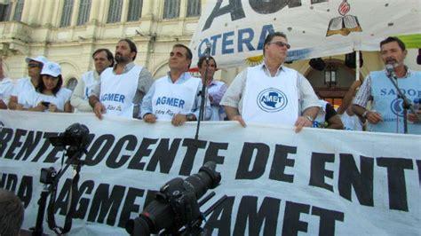 adia asociacin de docentes independientes argentinos para el 18 de abril exigen una nueva oferta salarial