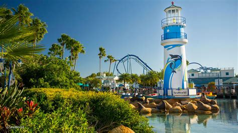 theme park florida seaworld orlando florida marine life zoological and