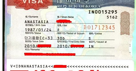 pengalaman dan cara membuat visa korea selatan story of life the hamamatsu onee chan visa korea selatan gt cara
