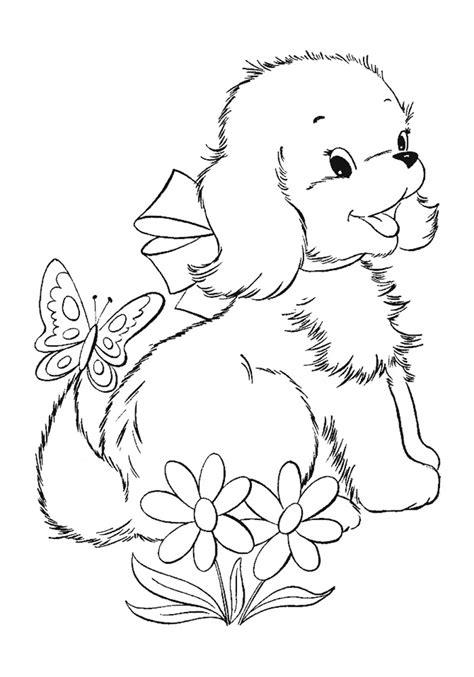 Игры раскраски про собак и щенят