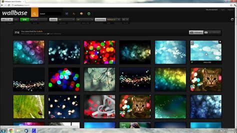 find cool hd wallpapers   desktop youtube