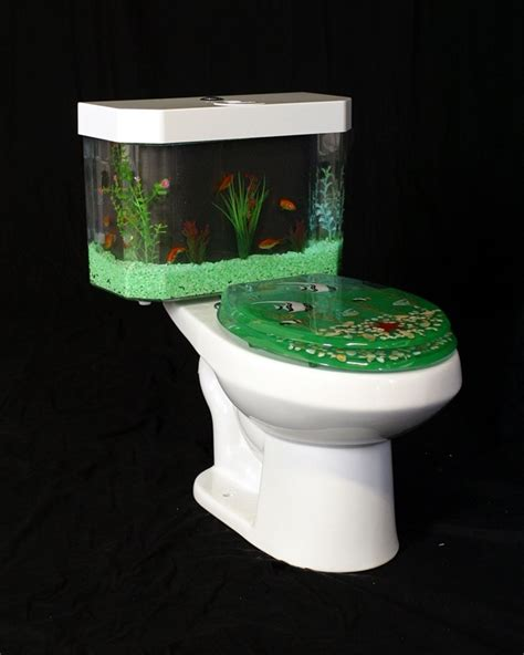 aquarium drain design fantastic aquarium design on toilet tank find fun art