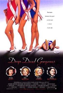 drop dead script drop dead gorgeous script