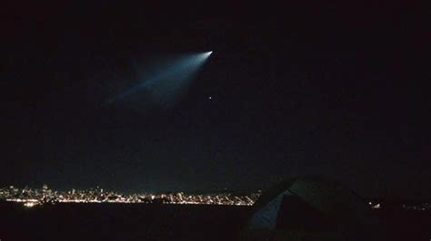 california light ufo in california bright light in the sky during navy
